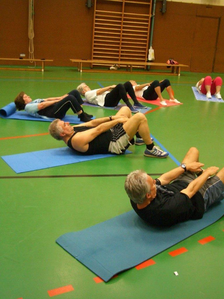 Read more about the article Gymnastikangebot im Tuspo Waldau